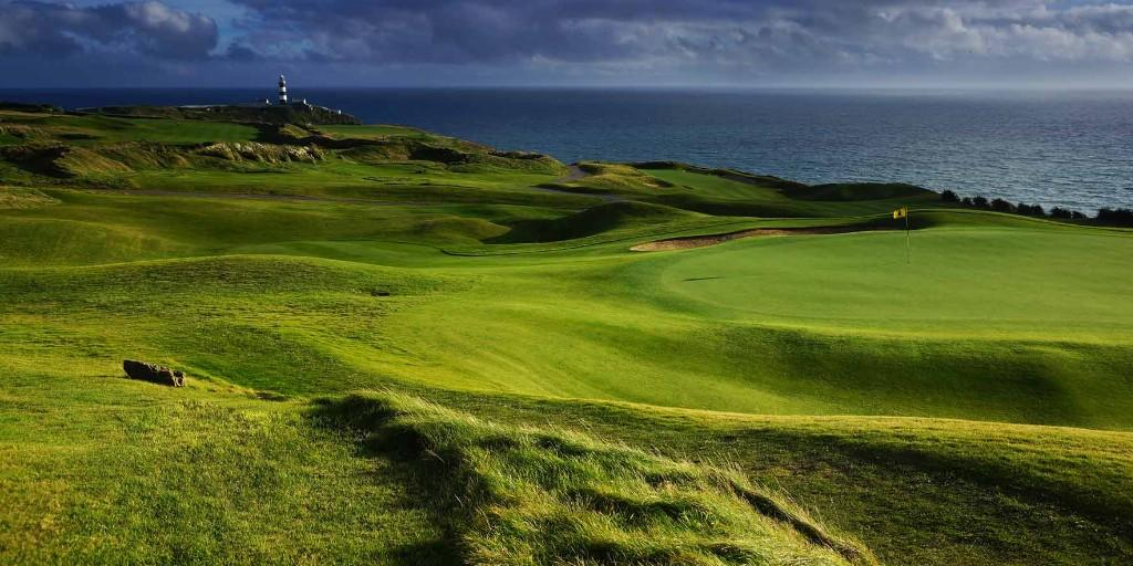 Play on the Old Head Golf Links - one of the most dramatic in the world