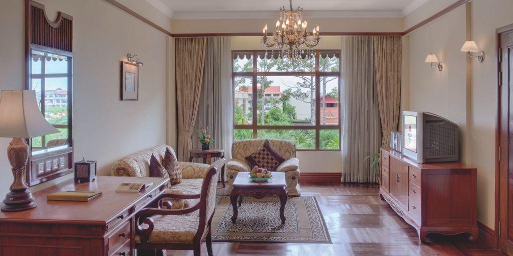 Executive Suite: Sokha Angkor Resort