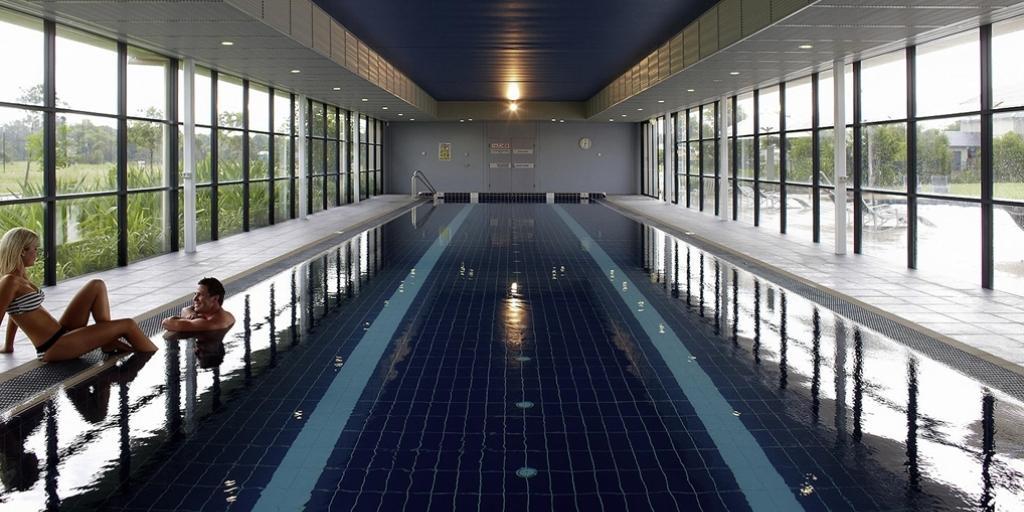 Spa Pool: Mercure Kooindah Waters