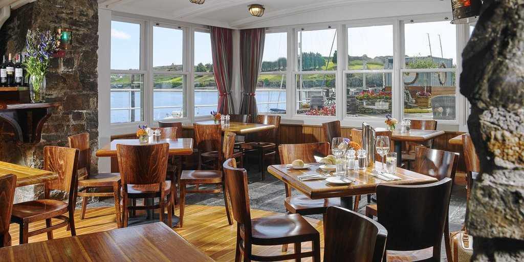 Trident Hotel Kinsale: Pier One Restaurant