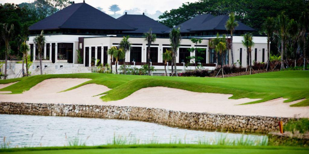 Clubhouse Bali National GC
