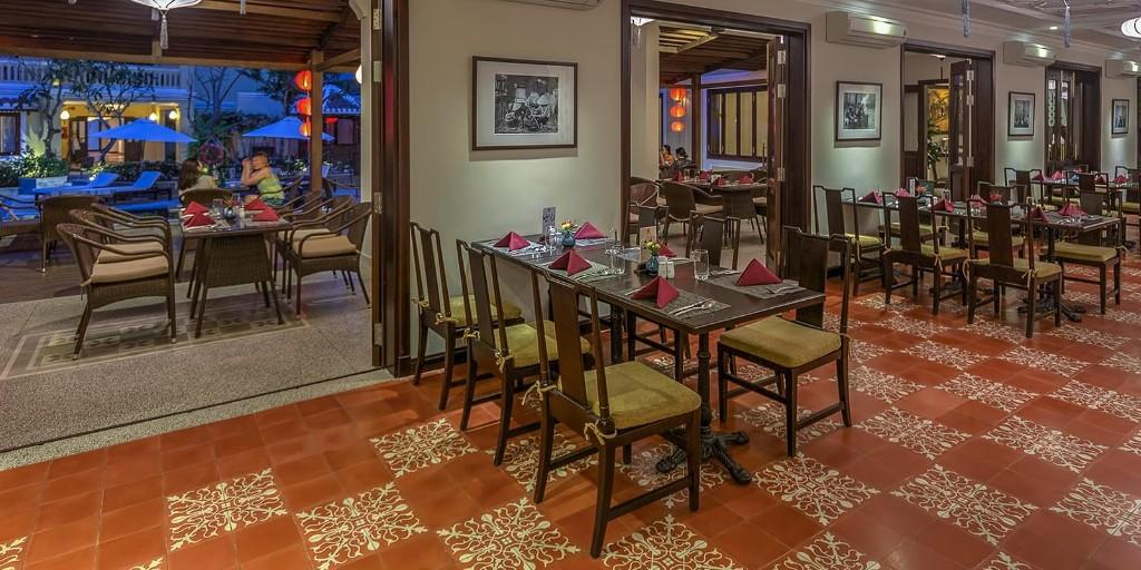 Hoi An Central: Cinnamon Restaurant