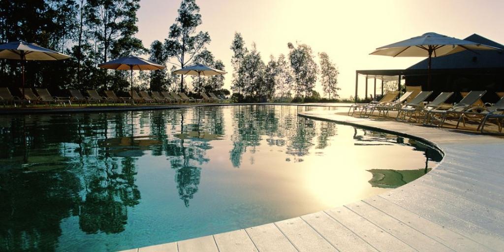 Pool: Cypress Lakes Resort